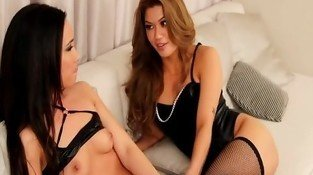 Charmane Star's Lesbian Weekend Affair