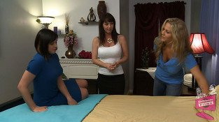 Brooke Lee Adams & Julia Ann & RayVeness in Lesbian PsychoDramas #02, Scene #03