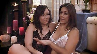 Sinn Sage And Raylene Share A Really Sensual Scene