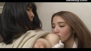 Secret Lesbian Japanese College Girls