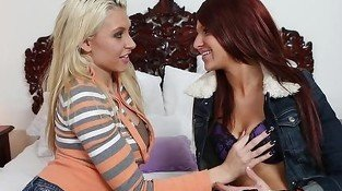 Destiny Jaymes and Katie Summers