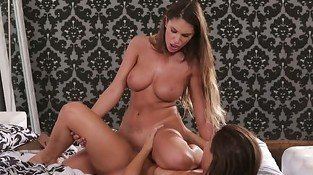 August Ames And Abella Danger Having Fun